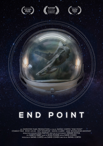 'End Point' Short Sci-Fi Film Poster