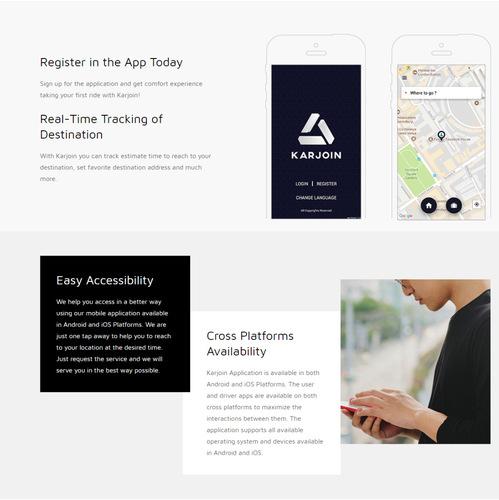Karjoin app info