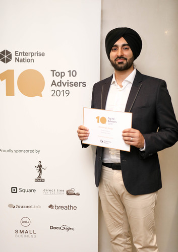 Sukhy Cheema is UK's #1 Branding Adviser