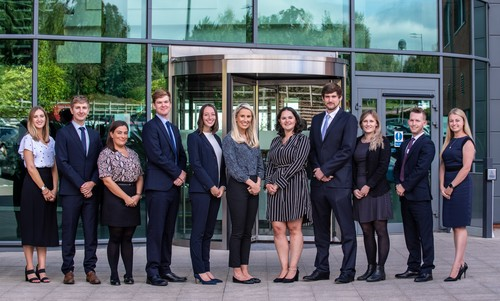 Ashfords Trainees 2019