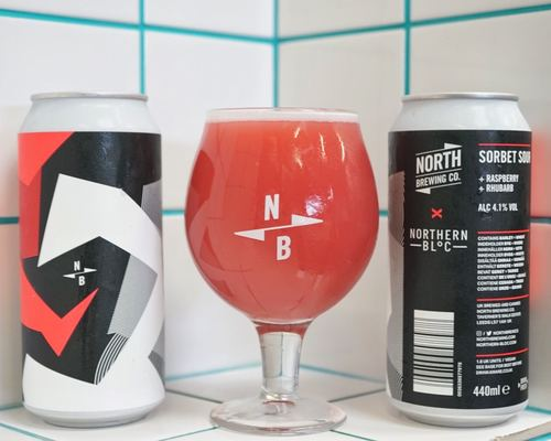 North x NB°C Sorbet Sour