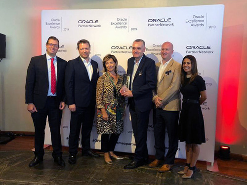 Explorer Recognised in Global Awards