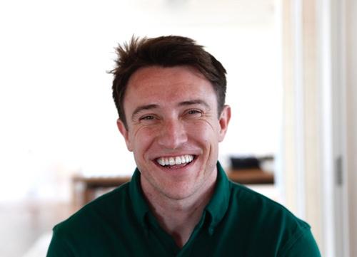Ciaran Burke Co-founder of Swoop
