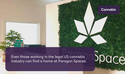 Cannabis Coworking Space