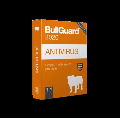 BullGuard AV left