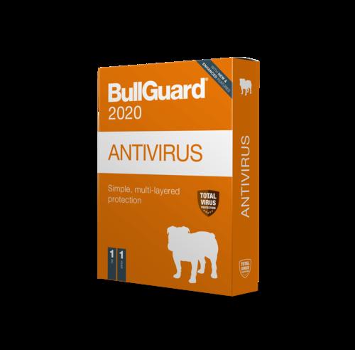 BullGuard AV right