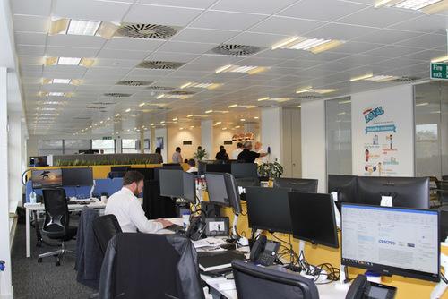 Arrow new Office - Glasgow