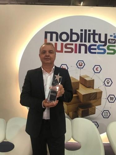 ServiceMax Zinc Wins Mobility Award