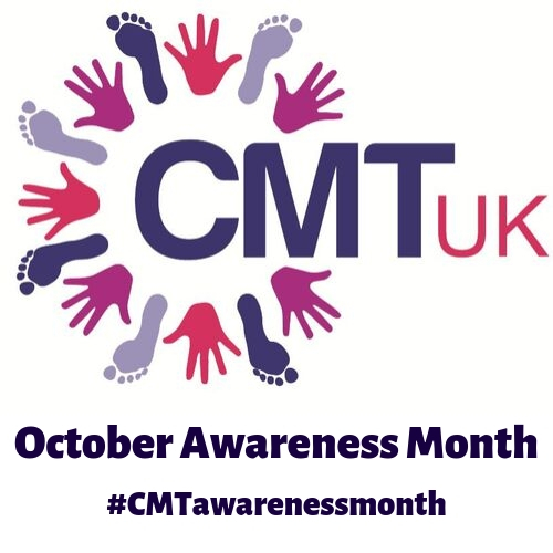 CMT Awareness Month