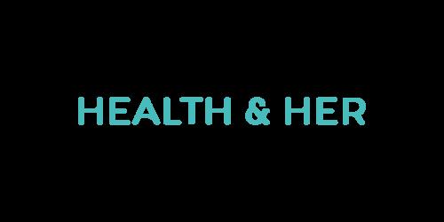 Health & Her Logo