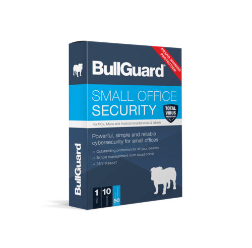 BullGuard_Small Office Security_3D Left