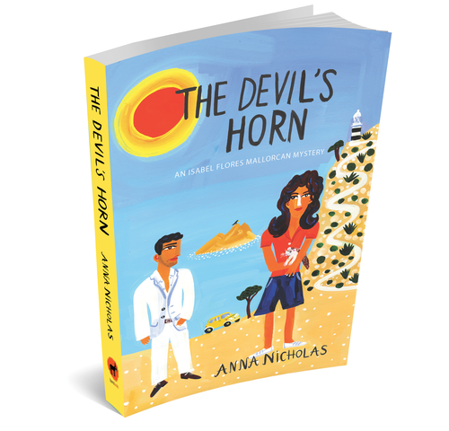 Front cover of The Devil's Horn