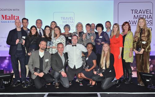 Travel Media Awards 2019 winners