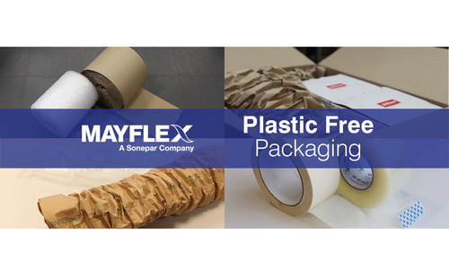 Mayflex Reduces Plastic Packaging