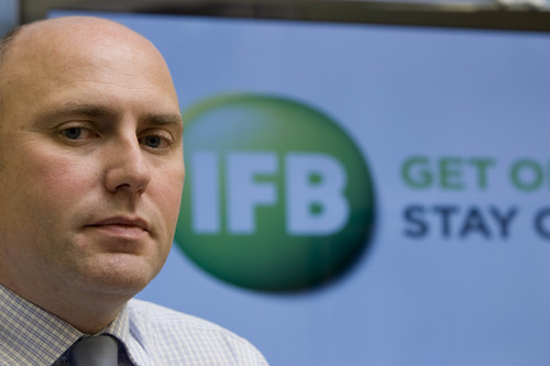 Graeme Gordon, Operations Director, IFB