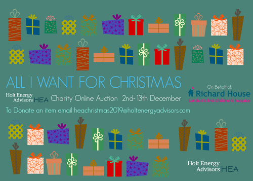 HEA 2019 Online Xmas Charity Auction