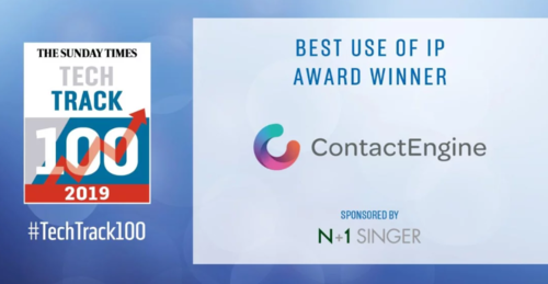 ContactEngine wins Best Use of IP