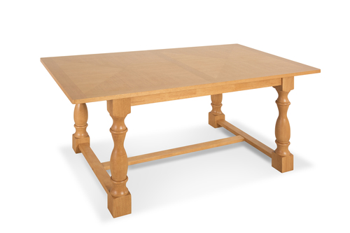 Devonshire Oak Dining Table - Save &pound130
