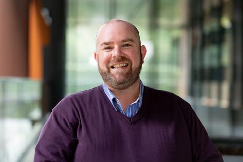 Darren Parker, ZIVVER's Channel Manager