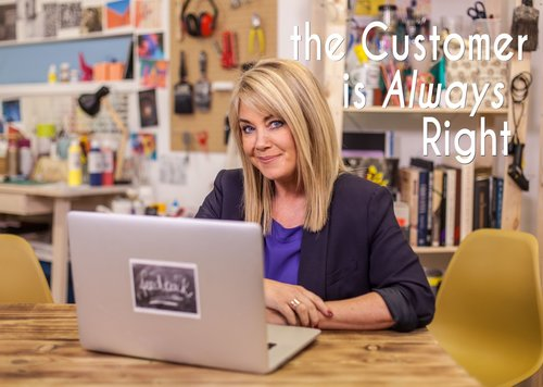 BBC Series - The Customer is Always Righ