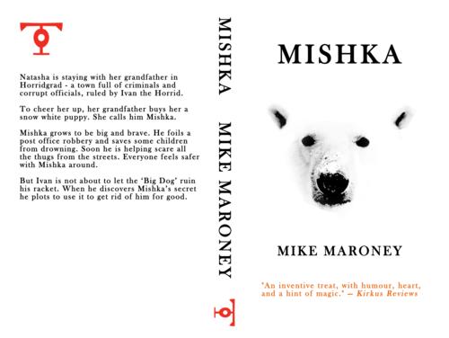 Mishka paper back cover
