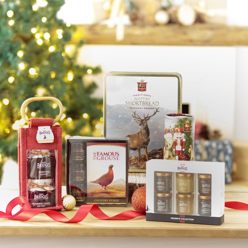 Foodie gifts start from just &pound3.99