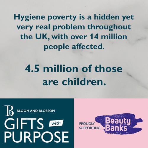 Hygiene poverty in the UK