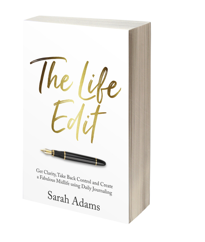 The Life Edit By Sarah Adams.