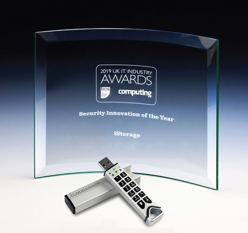 iStorage_cloudAshur_UK_IT_Award