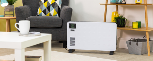 Zanussi Heating Range  - Lifestyle