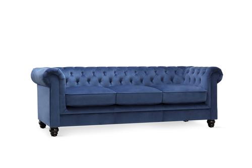 Pantone Classic Blue Sofa - &pound699