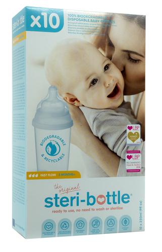 Biodegradable Steri-Bottle®