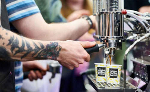 London Coffee Festival Image