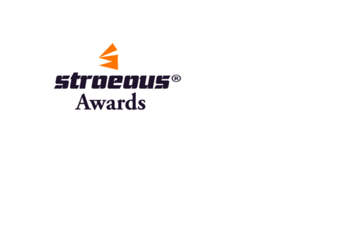 Stroeous Awards logo