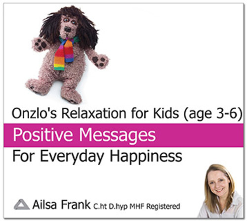 Onzlos Relaxation for Kids - Ailsa Frank