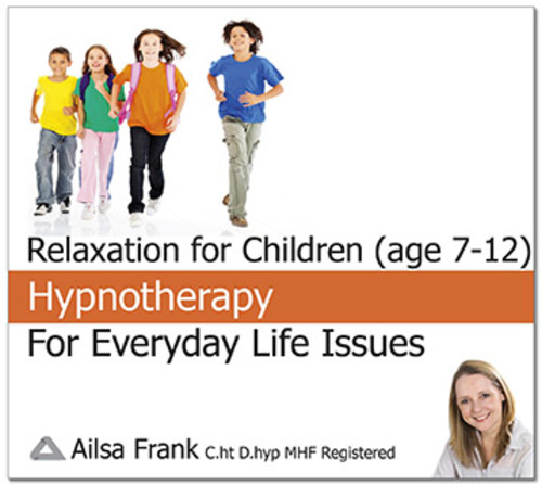 Relaxation for Children by Ailsa Frank
