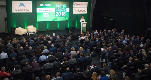 The British Legal Technology Forum 2020