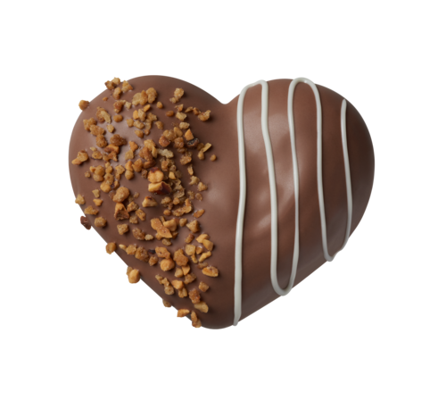 Nutty Chocolatta Heart RRP: &pound2.20