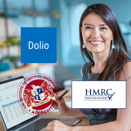 Dolio HMRC-Recognised ICB-Accreditated