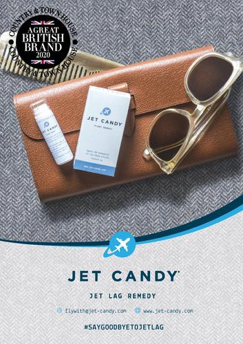 Jet Candy - a Great British Brand 2020