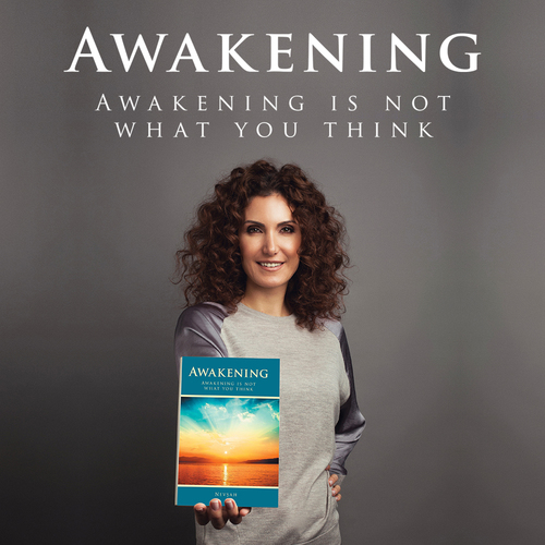 Nevsah and her book Awakening
