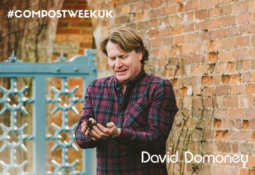 Broadcaster David Domoney