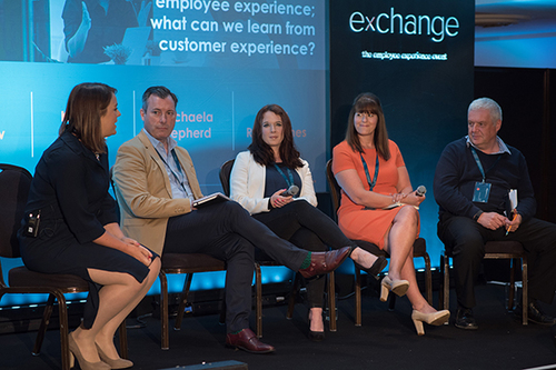 2018 ExChange panel discussion