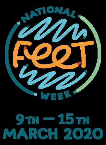 National Feet Week logo
