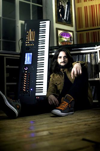 Synth Guru Dom Sigalas