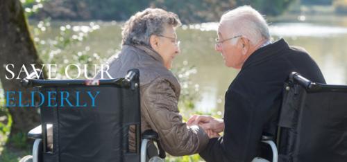 save the elderly