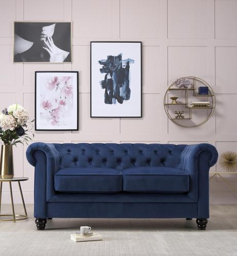 Hampton Chesterfield Sofa &pound599.99