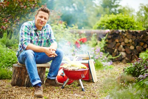 Jamie Oliver and BBQ