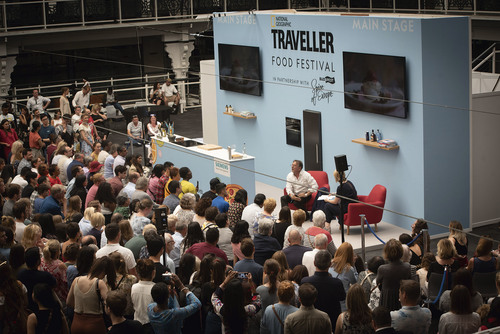 Nat Geo Traveller Food Festival