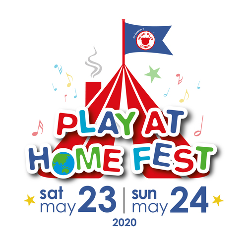 Play Fest At Home Logo